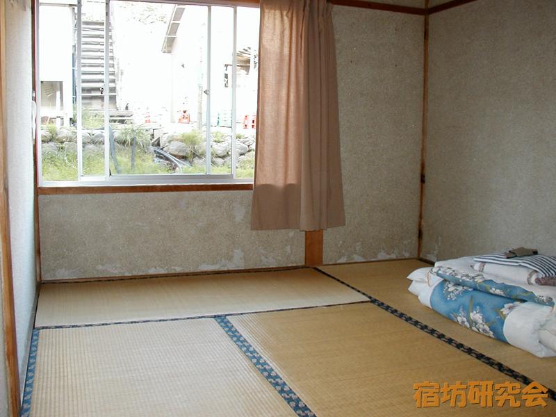 恐山宿坊の客室