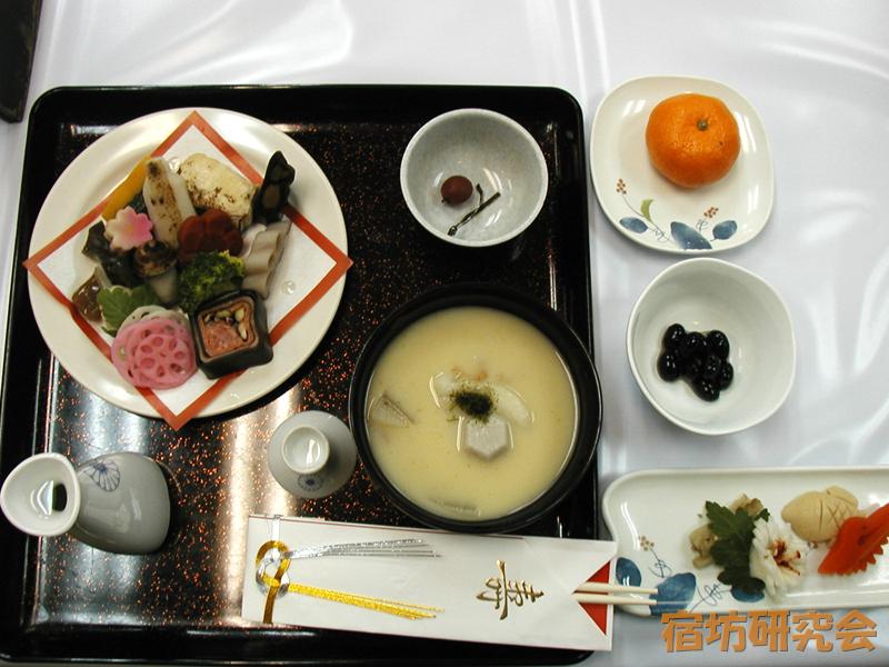 比叡山延暦寺会館のおせち料理