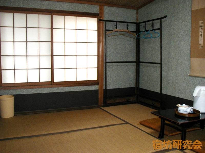 妙顕寺の宿坊客室