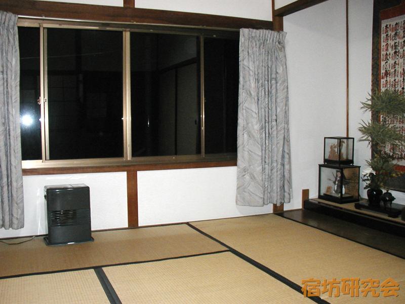 千光寺YHの客室