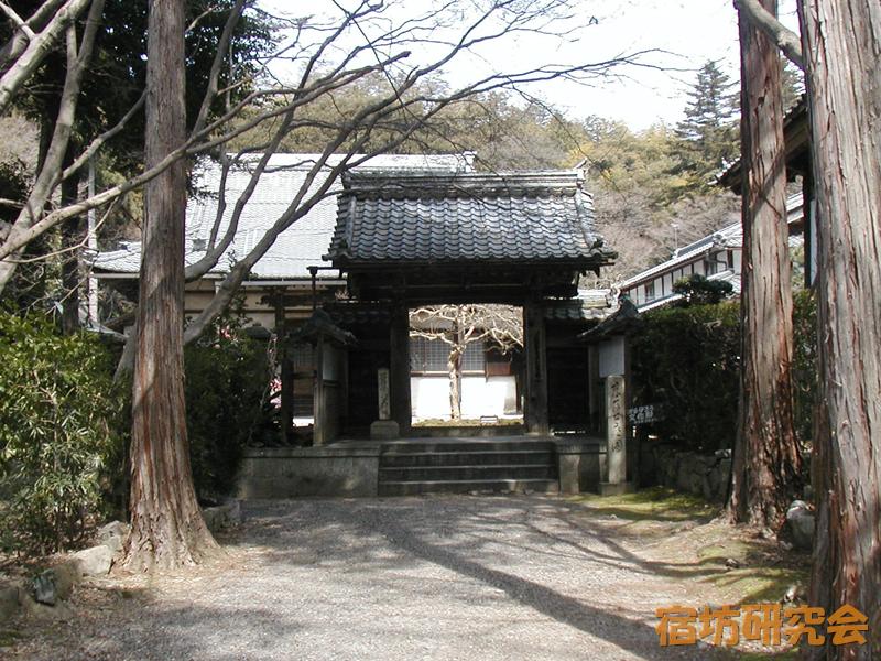 青岸寺(滋賀県 米原駅)