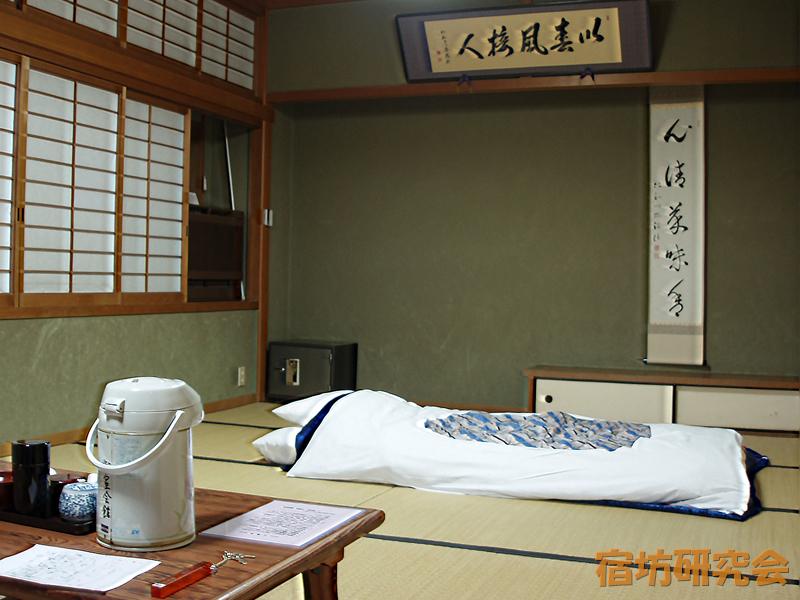 仁和寺御室会館の客室