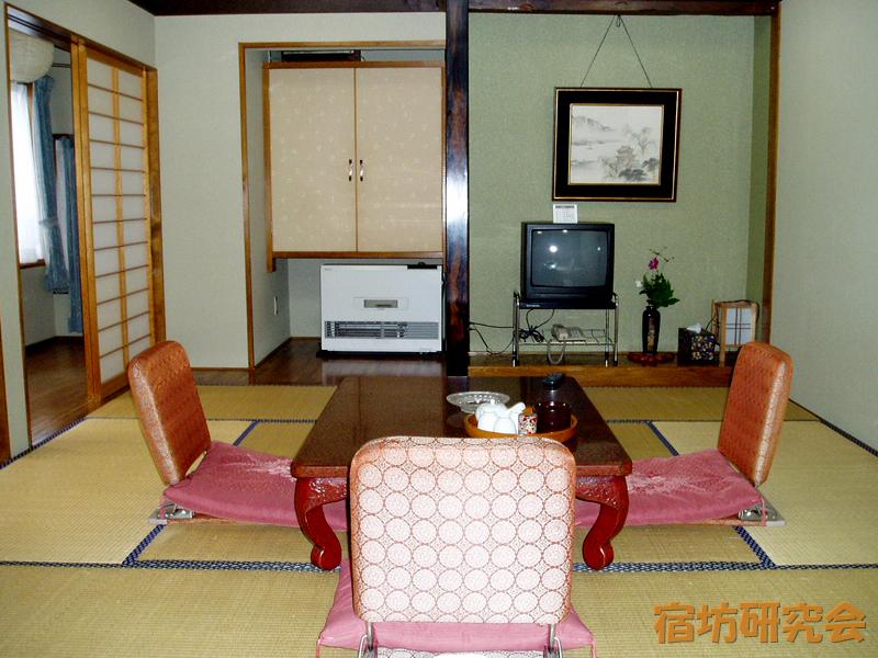 宿坊極意の客室