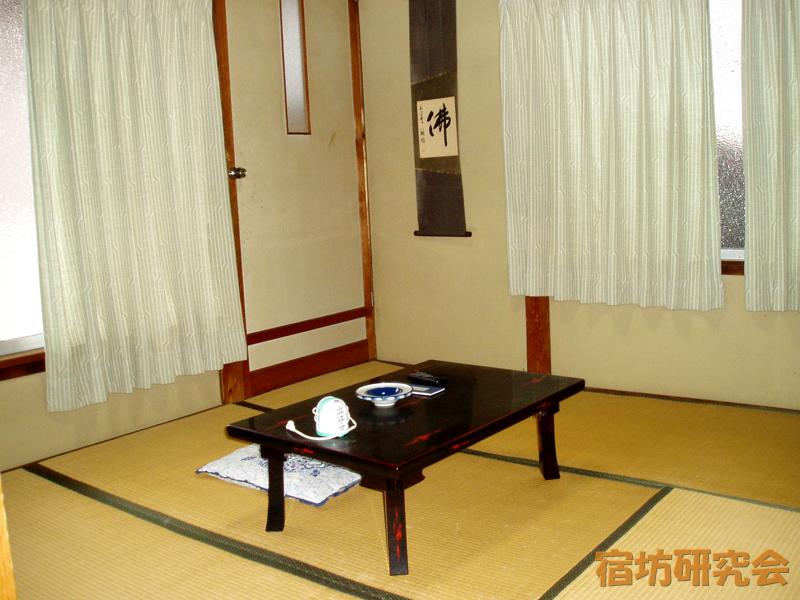 立江寺の客室