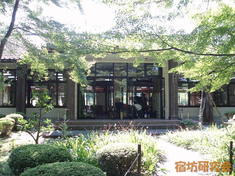 金剛輪寺華楽坊(滋賀県愛知郡)