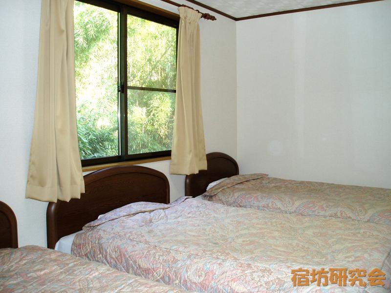 大善寺の宿坊客室