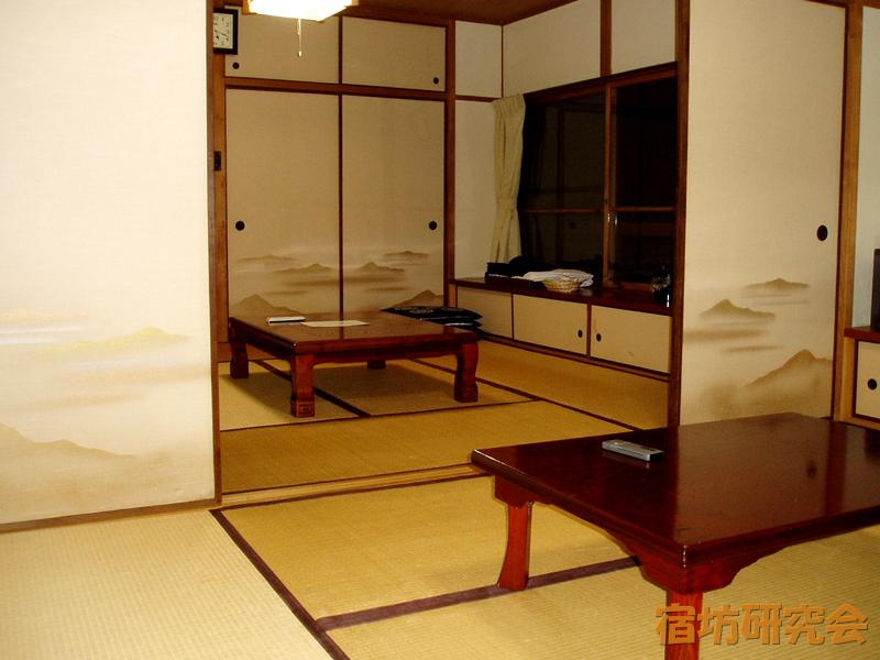 飛鳥寺研修会館 修徳坊の客室