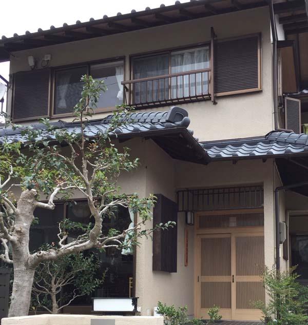 大楽庵(和歌山県 御幸辻駅)