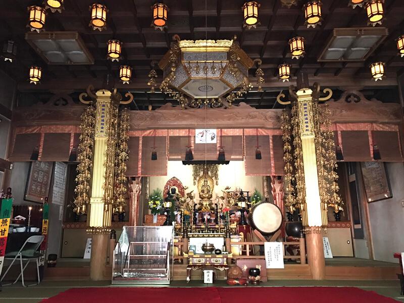 祖聖大寺(福岡県糟屋郡)