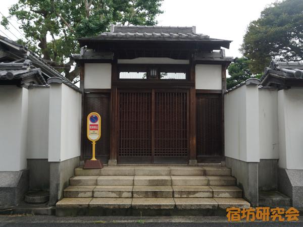 臨江寺(大阪府 御陵前駅)