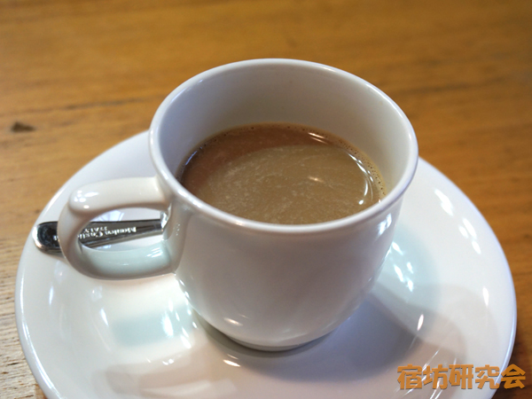 了廣寺のコーヒー