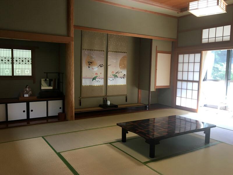 竹之坊の客室