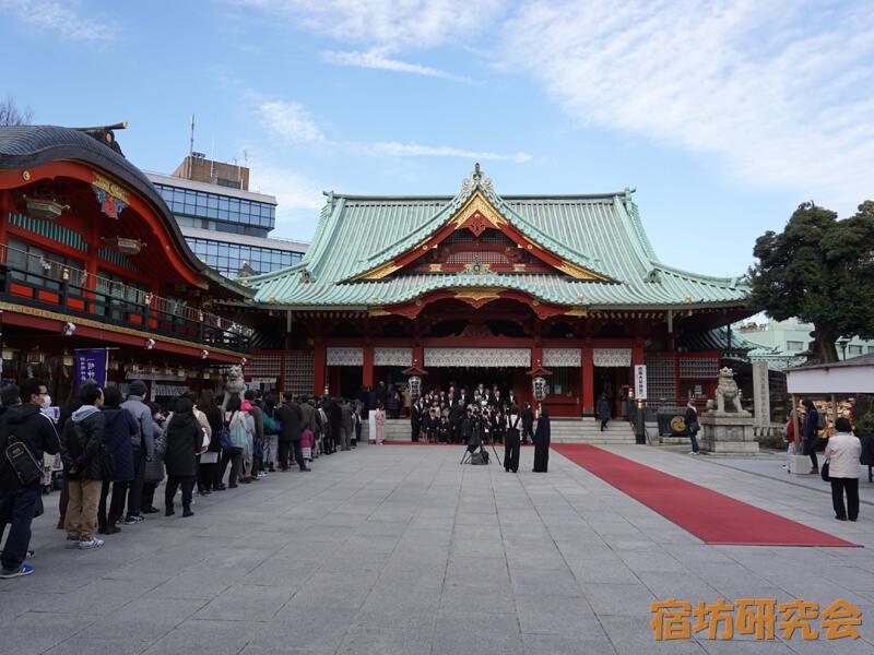 神田明神(東京都 御茶ノ水駅)