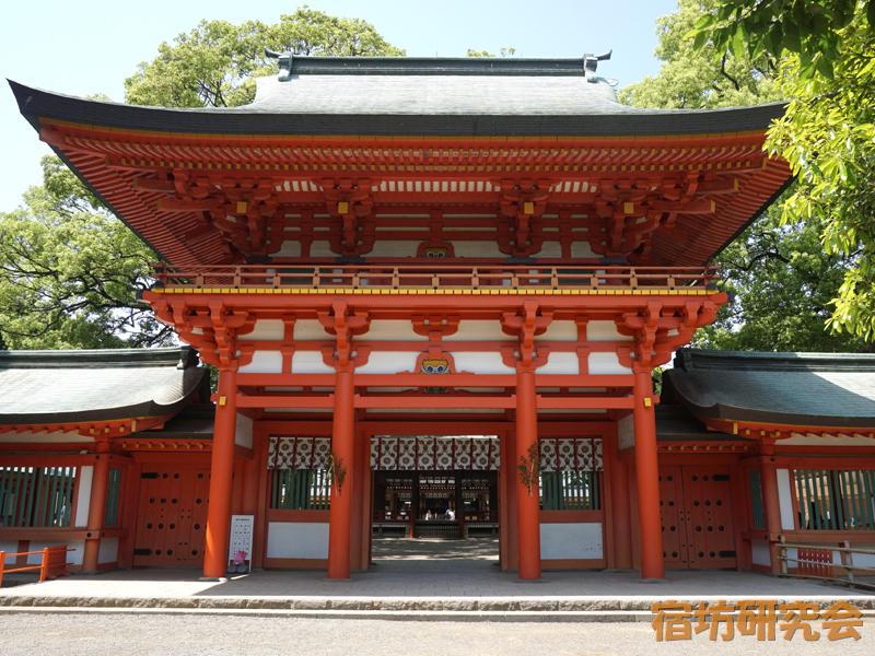 大宮氷川神社(埼玉県さいたま市)
