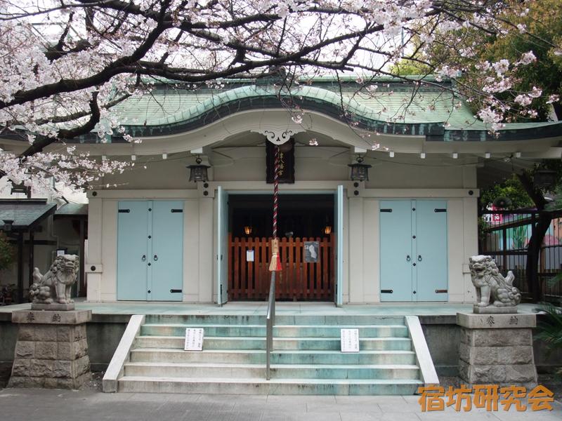 御津八幡宮(大阪府 心斎橋駅)