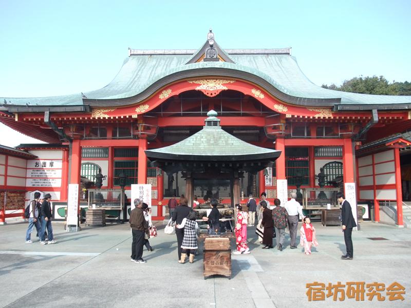 犬山成田山(愛知県 犬山遊園駅)