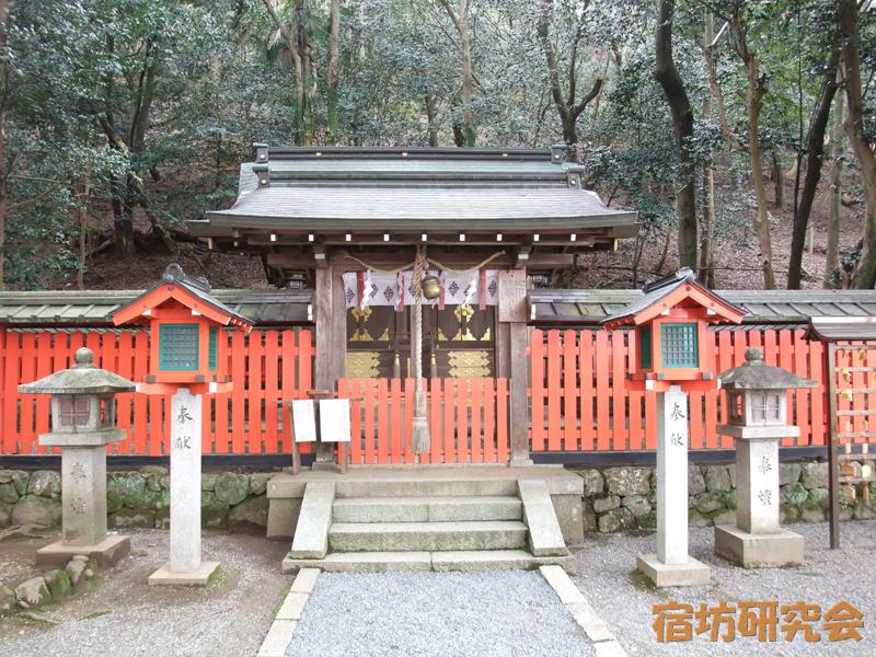 櫟谷宗像神社(京都府京都市)