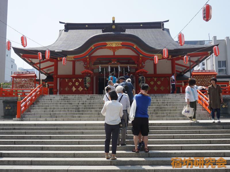 花園神社(東京都 新宿駅)