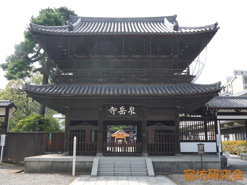 泉岳寺(東京都 泉岳寺駅)