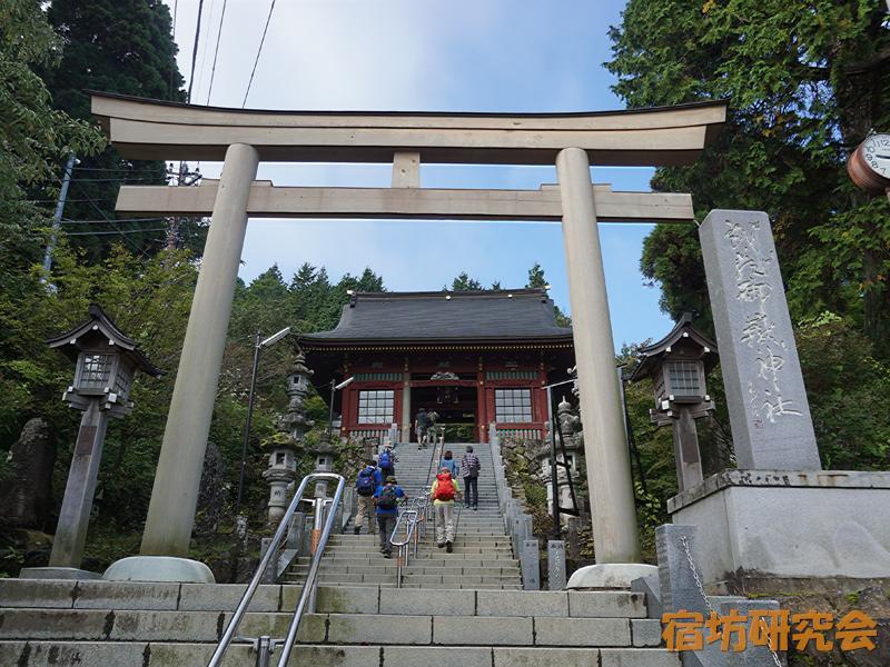 武蔵御嶽神社(東京都青梅市)