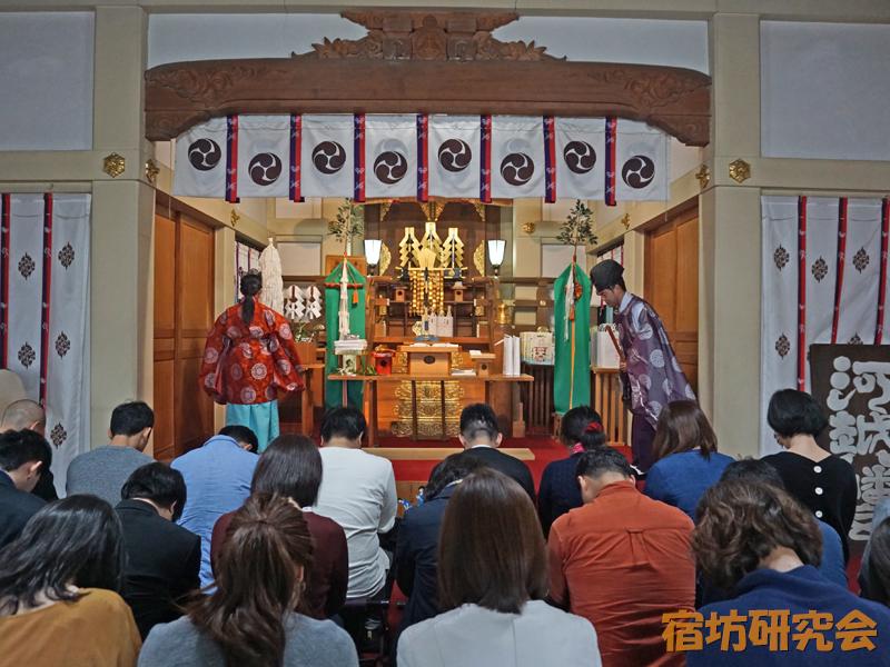 川越八幡宮(埼玉県 川越駅)