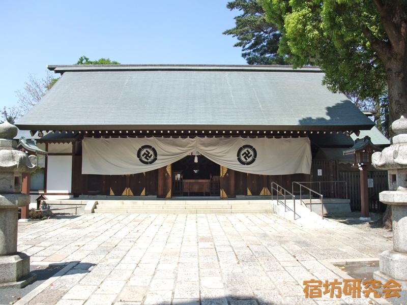 松陰神社(東京都 松陰神社前駅)