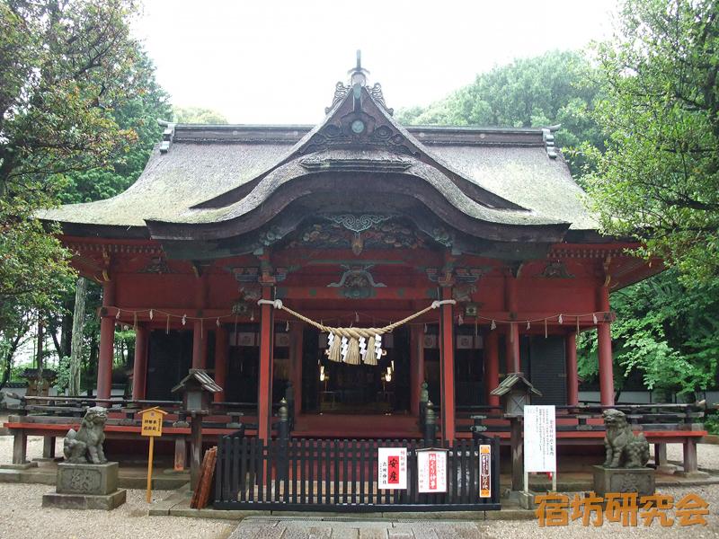 六所神社(愛知県 東岡崎駅)
