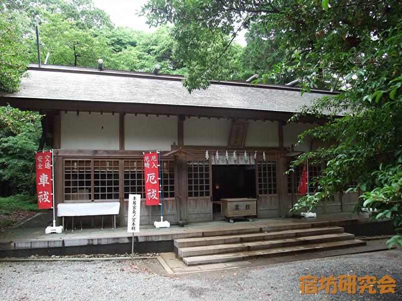 本居宣長ノ宮(三重県 松阪駅)