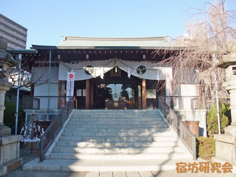 亀戸香取神社(東京都 亀戸駅)