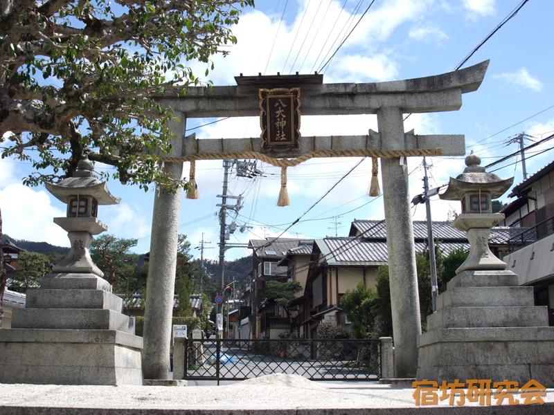 八大神社(京都府京都市)
