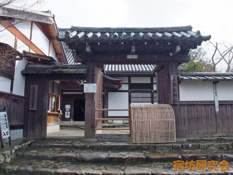 曼殊院門跡(京都府京都市)