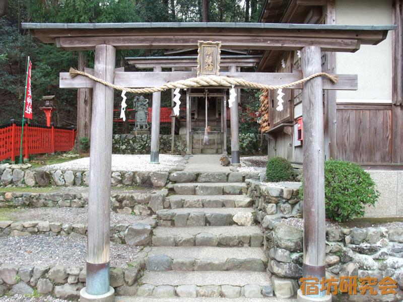 御髪神社(京都市 嵐山駅)