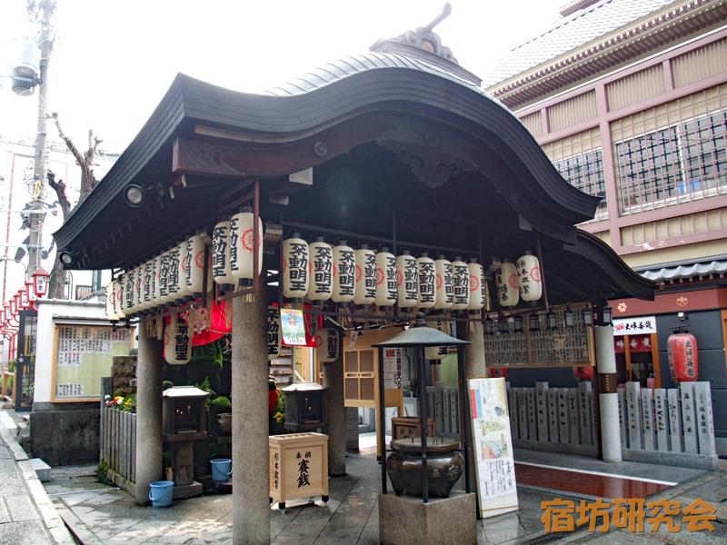 法善寺(大阪府 なんば駅)
