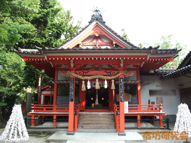 金澤神社(石川県金沢市)