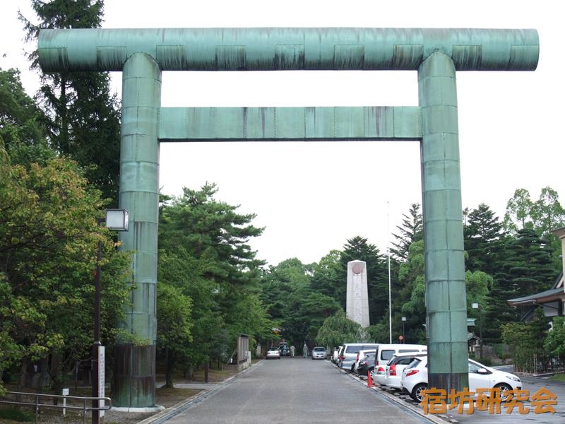 石川護國神社(石川県金沢市)