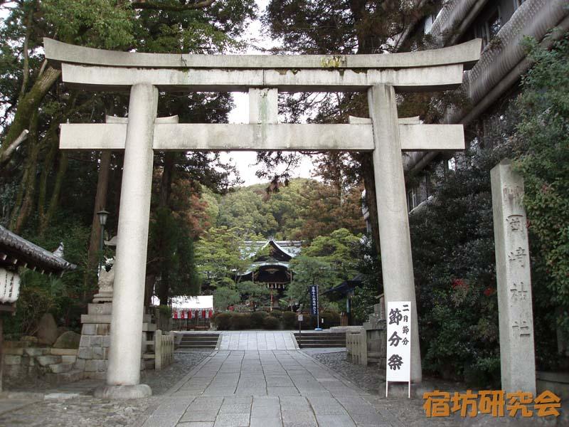 岡崎神社(京都府京都市)