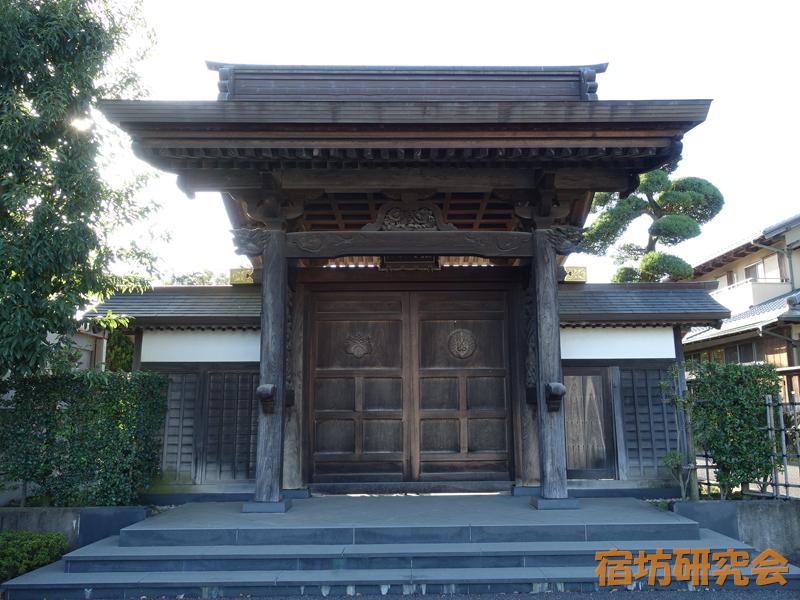光西寺(埼玉県 本川越駅)