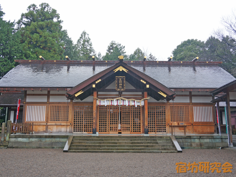 足羽神社(福井県福井市)