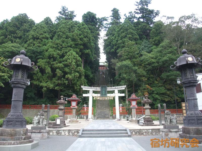 塩釜神社(宮城県 本塩釜駅)