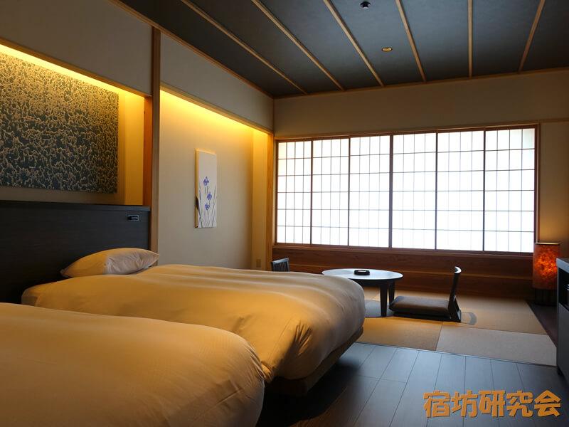 永平寺親禅の宿柏樹関の客室