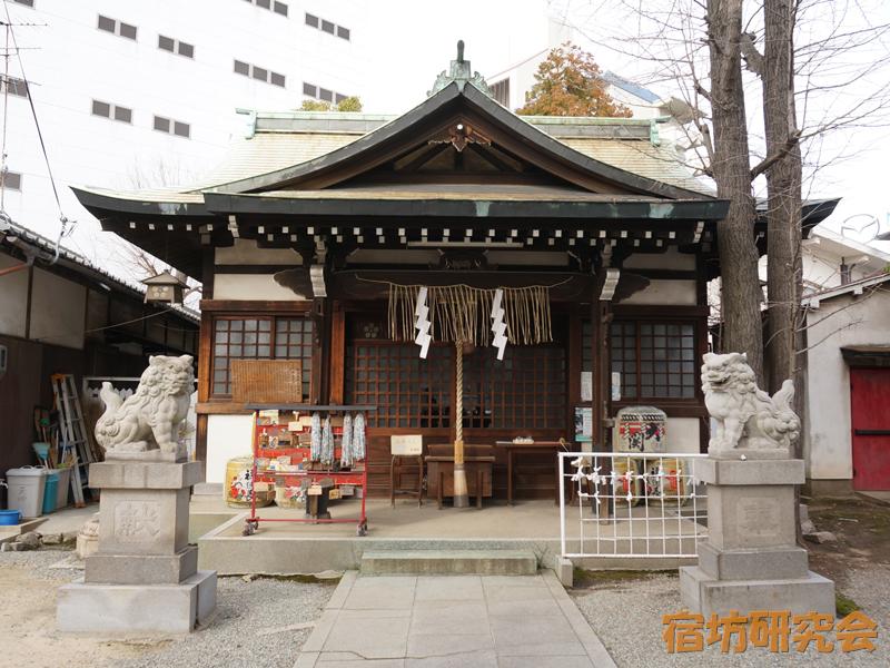 柳原天神社(兵庫県 兵庫駅)