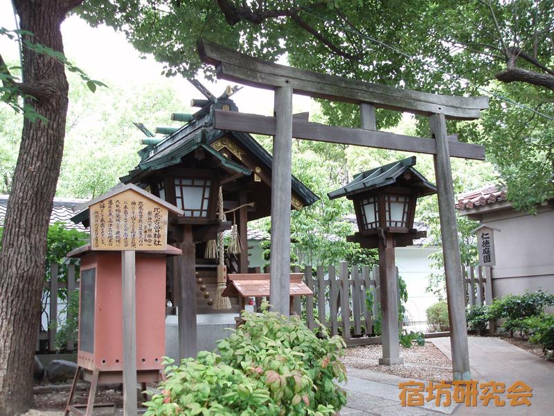 高津宮の比売古曽(ひめこそ)神社