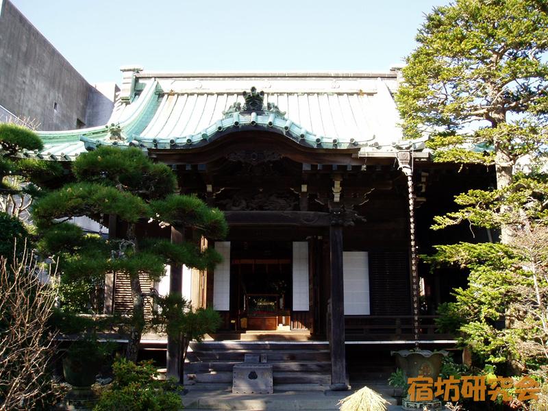 大巧寺の本堂