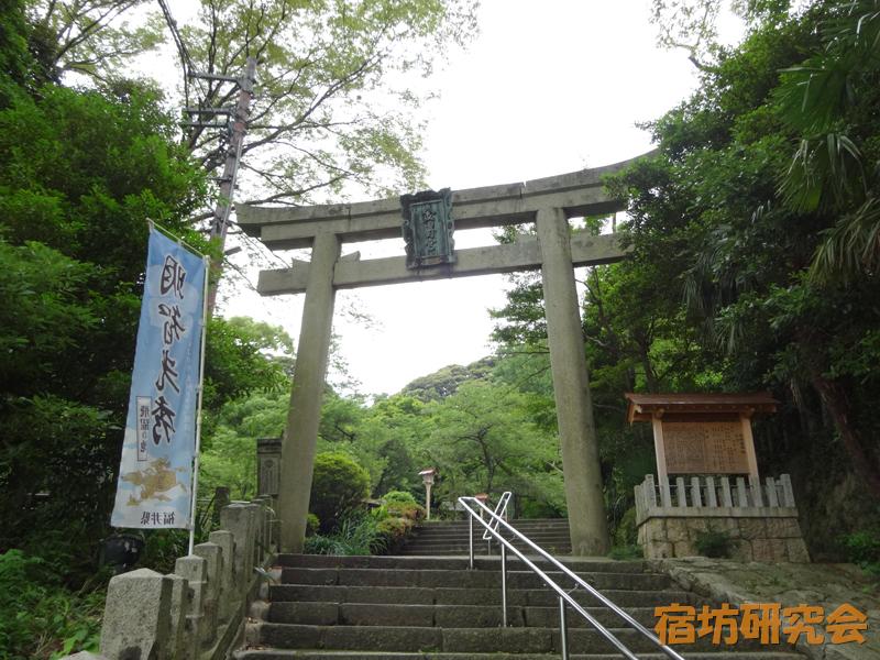 金崎宮(福井県敦賀市)