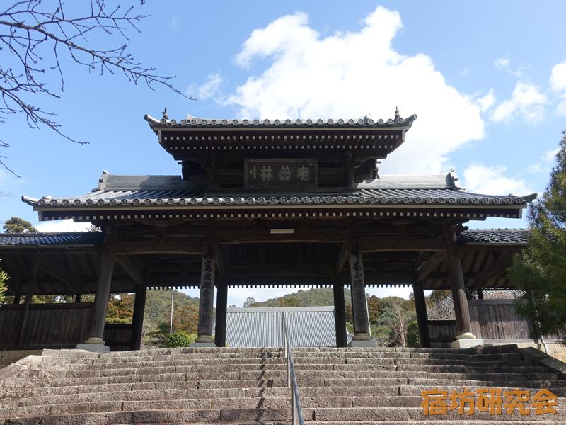 禅昌寺(山口県山口市)