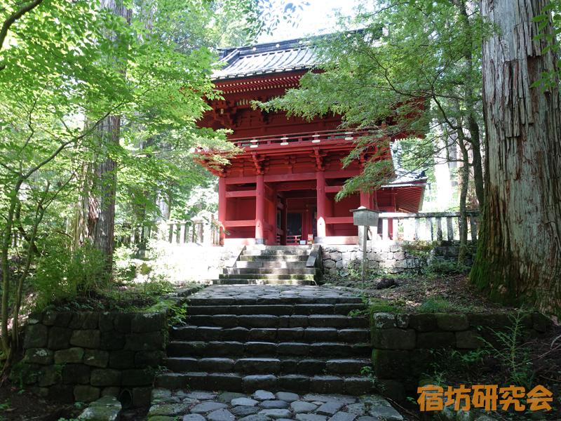 滝尾神社(栃木県日光市)
