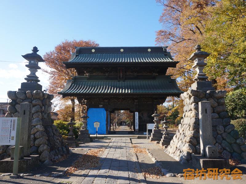 妻沼聖天山(埼玉県熊谷市)