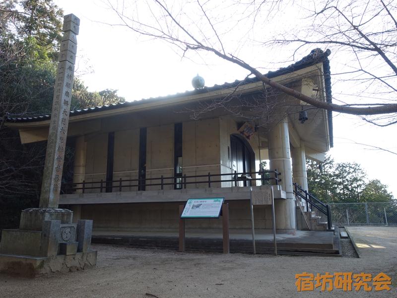 岩淵観音寺の観音堂