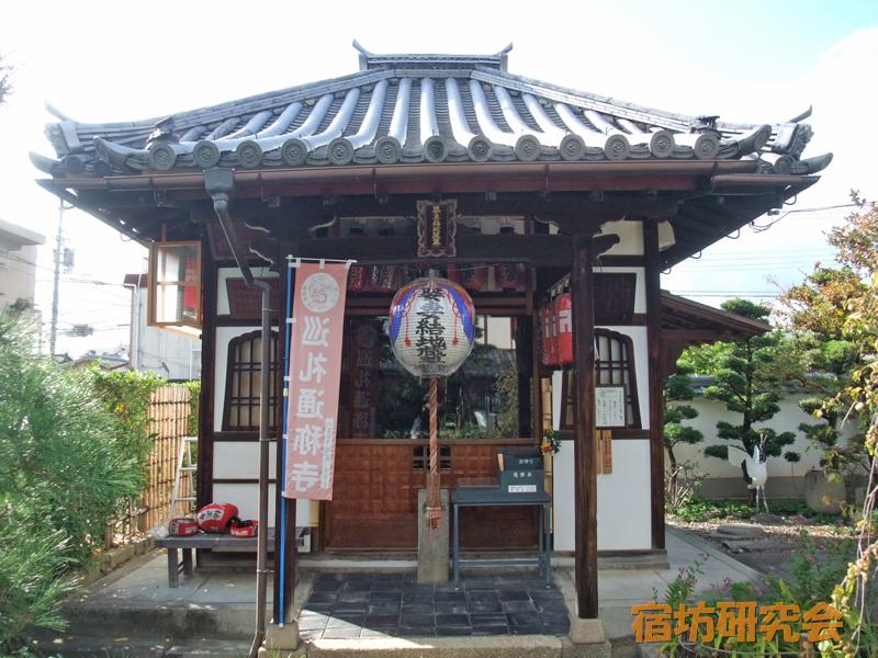 祐正寺(つまとり地蔵)のお堂