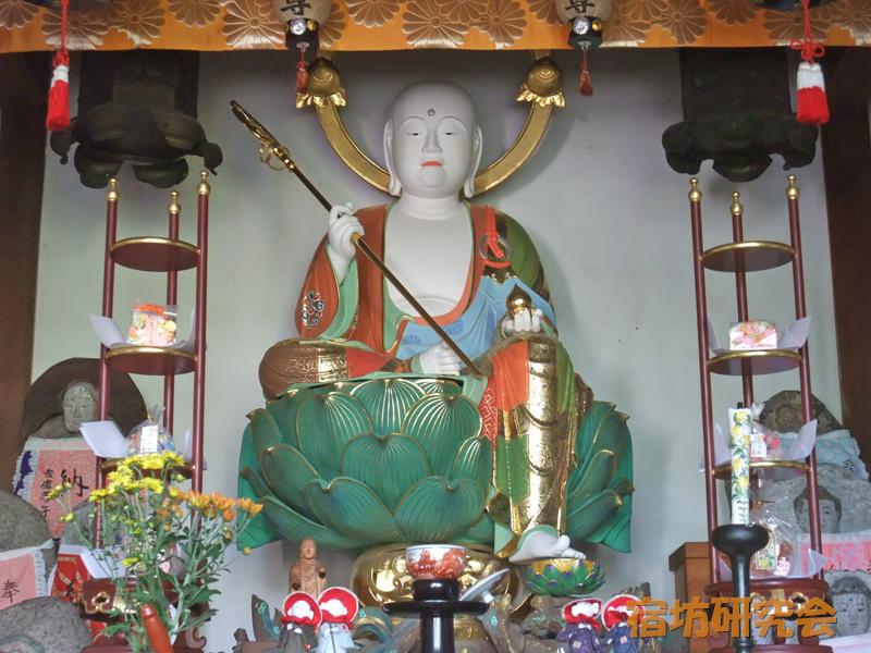 祐正寺(つまとり地蔵)のお地蔵様